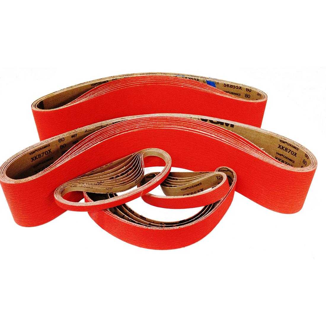 CA/Y Firestorm Ceramic Plus Narrow Cloth Belts