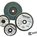 Mini Zirc Flap Discs - Preferred Abrasives