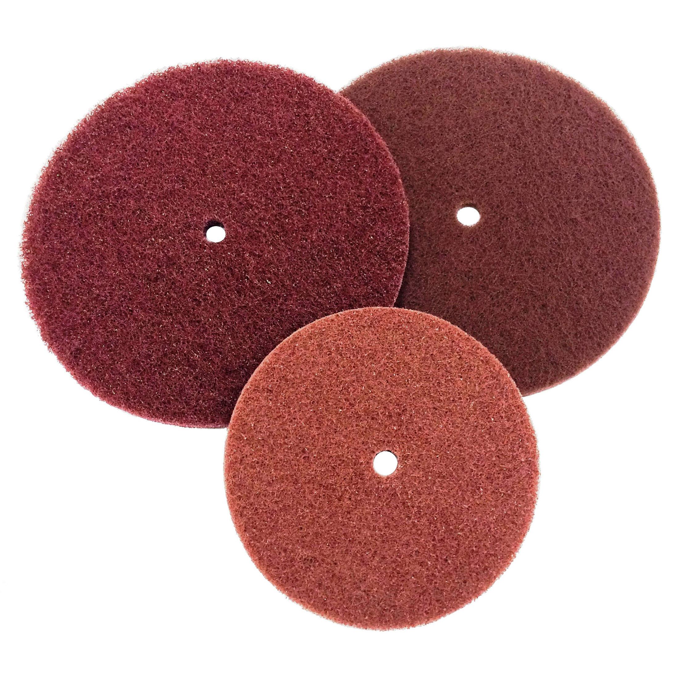 Flex-N-Finish Arbor Hole Discs