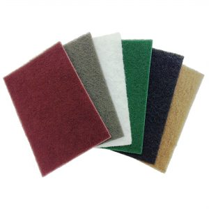 surface finishing hand pads 6x9 inch