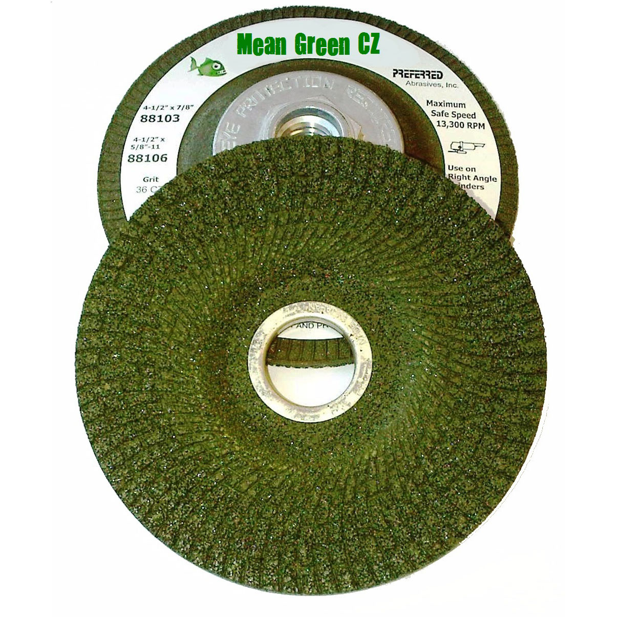 Mean Green Grinding Wheels