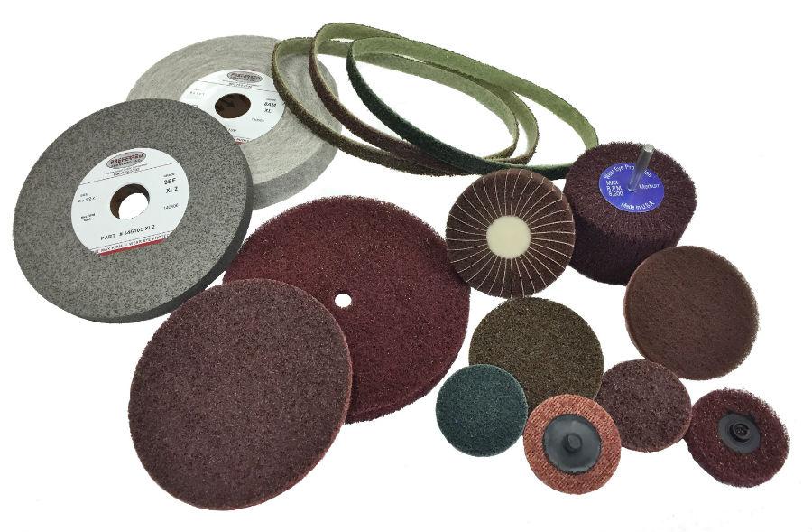 Non woven Sandpaper Abrasives