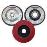 Firestorm® Ceramic Flap Discs