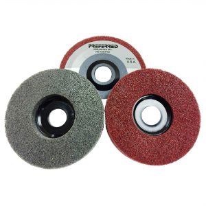 Surface Prep Wheels - Type 27