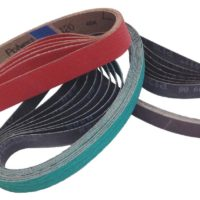 Narrow Cloth Sanding Belts