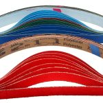 Preferred Abrasives Sanding belts 1 X 30 Starter Kit