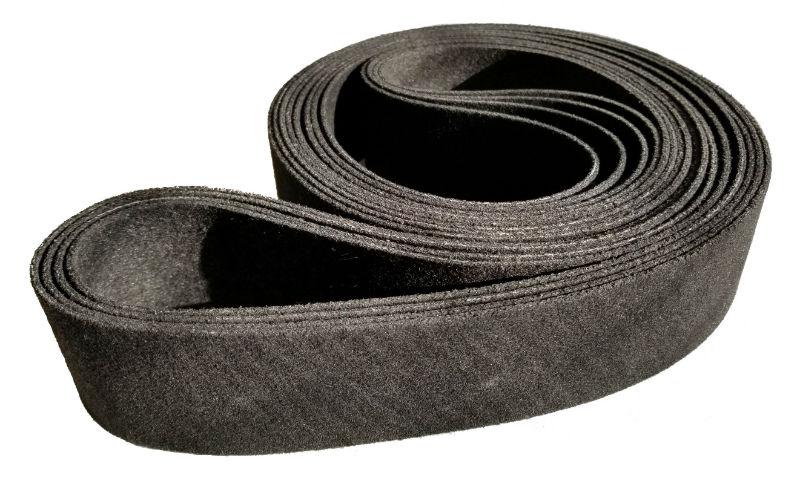 felt sanding belt